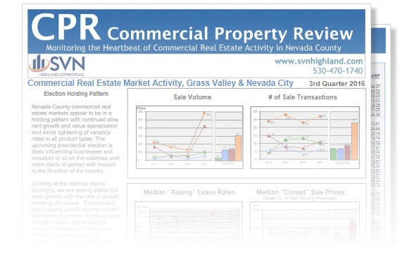 Commercial Property Review sample